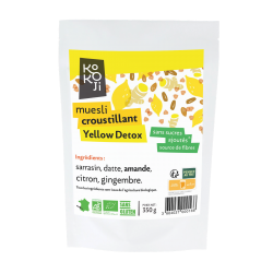 Muesli Croustillant Yellow...