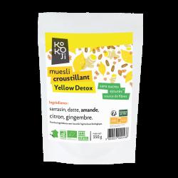 Muesli Croustillant Yellow...