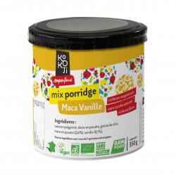 Porridge Maca Vanille