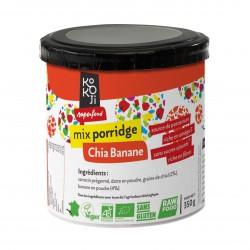 Porridge Chia Banane