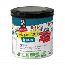 Porridge Spiruline