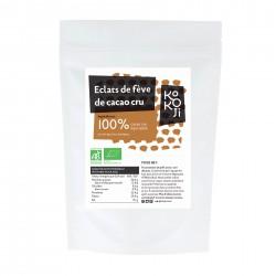 Cacao Cru Eclats de Fèves